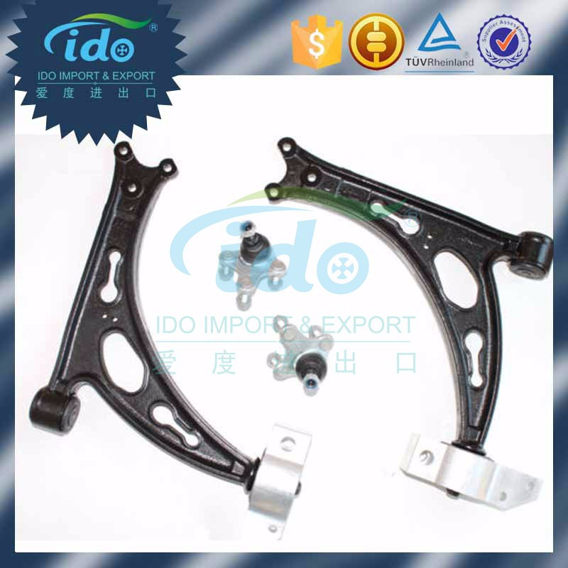front control arm in auto control arm for AUDI A3/VW/TOURAN/GOLF OEM 1K0 407 151AC/1K0407151AC