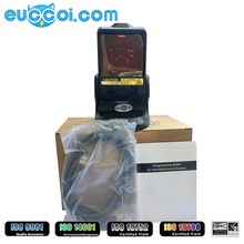 Red light Omnidirectional Barcode Scanner Reader High Speed USB Automatic Laser Desktop Barcode Scanner with USB Host Interface