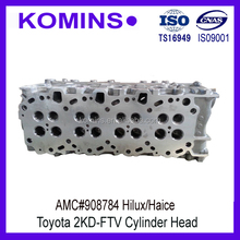 11101-30040 AMC 908784 2KD 2KD-FTV Toyota Cylinder Head for Hilux/Hiace