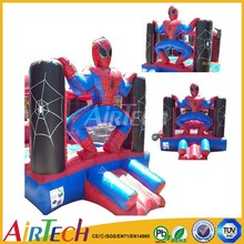high quality PVC Tarpaulin inflatable bouncer cartoon for sale
