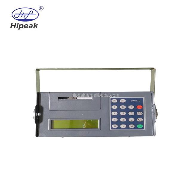 TDS New Portable Ultrasonic Flow Meter Built-in Printer Flowmeter Temperature/heat Meter