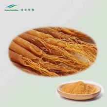 GMP Supplier Low Pesticide Korean Red Ginseng Extract Gold , Korean Red Ginseng Extract , Korean Red Ginseng Powder