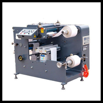 Solid Printing/ Automatic Label Coating Printing Machine - (WJRS320)