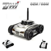 WiFi spy Mini Model Toy Tank rc Car FPV 30w Pixels Deformable Camera Support Video