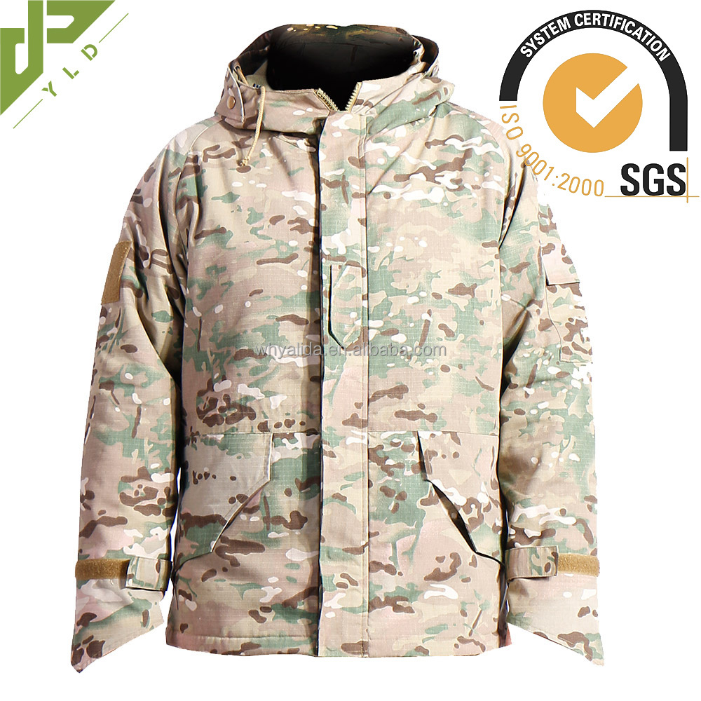 outdoor camouflage tactical softshell jacket