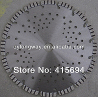 230x10x22.23mm laser welded saw blade for cutting iron,copper