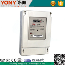 Overload Detection Three Phase Electronic Energy Meter Price