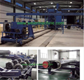 3PE Automatic Anti-Corrosion Machine Production Line for Steel Pipe Coating Machine