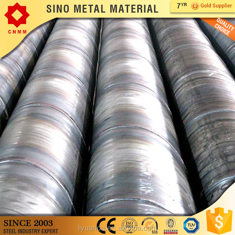 219MM SAW STEEL PIPE for cement lined steel pipe
