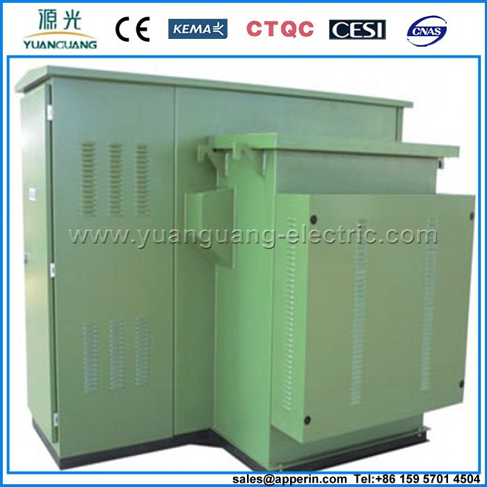 15KV Outdoor three phase oil type pad mounted 500kva transformer with price