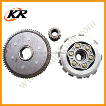 Hot Selling ZS250CC Clutch and driving gear fit for motorcycle engine