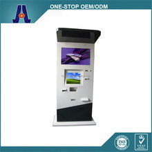 Free Standing Water Proof Touchscreen Information Kiosk