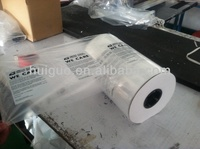 LDPE plastic bags on roll