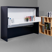 new model metal folding horizontal modern transformable wall bed