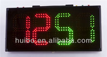LED display electronic football substitute board for sale
