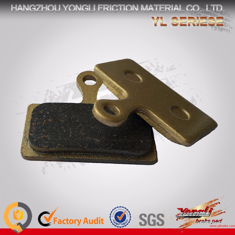Factory Provide Directly Bicycle Parts Manufacture bicycle brake pads for SHIMANO Deore XT BR-M785 SLX M666 XTR 2011 BR-M985