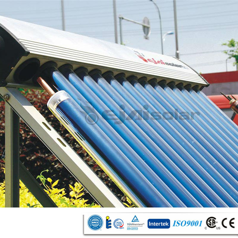 Sunny Solar Water Heating Collector For Home