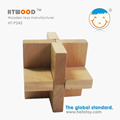 Wooden puzzle for classic toys