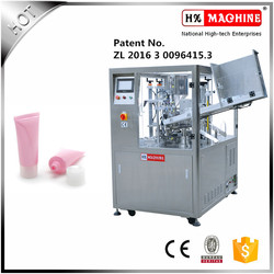 Plastic Tube Ultrasonic Filling And Sealing Machine With Cutting