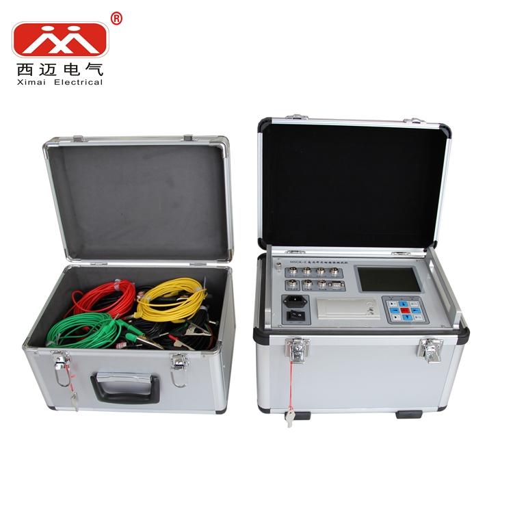 High voltage circuit breaker <strong>tester</strong> switch dynamic characteristics analyzer