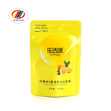 Customize disposable skincare products pouch facial face mask beauty bag for liquid
