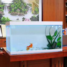 High quality large plastic fish tank/coffee table fish tank