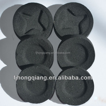 Hong Qiang 33mm round charcoal/Hookah charcoal tablets/shisha charcoal tablets