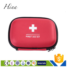 CE FDA ISO hot sale Portable list of items in first aid box