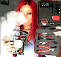 China best mod supplier Ave40 recommend high quality coil master diy kit v2, e cigarette wholesale, e cigarette china