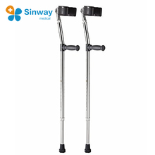 Orthopedic Ergonomic Forearm Elbow Crutches for Adult