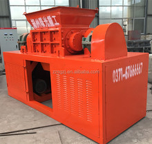 PET bottle, PP PE film waste recycling plastic crusher machine