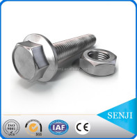 China manufacturer high quality raw material of bolt