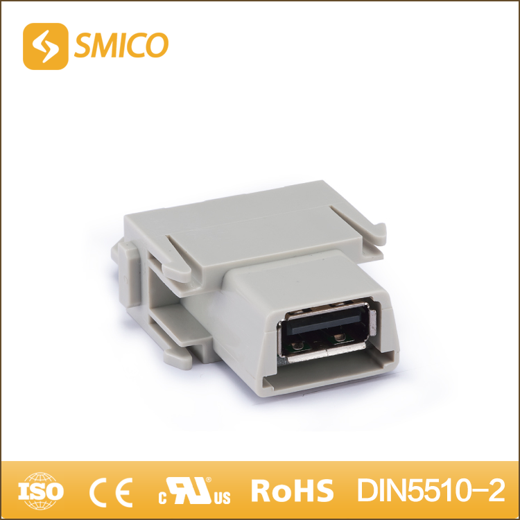 SMICO Hight Quality Products Male Female Combo Mini Usb Connectors