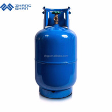 Factory Price 12.5kg LPG Storage Gas Cylinder Tank for Sale In Zimbabwe