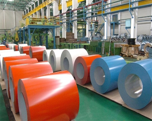 ppgi print color steel coil prepainted galvanized steel coil from shandong