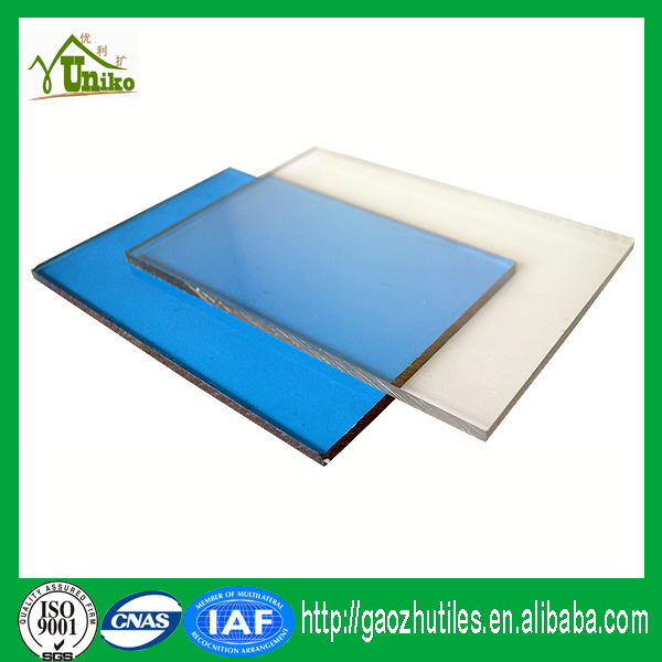 polycarbonate sheet greenhouse, greenhouse roofing solid sheet