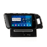 Quad Core HD 1024*600 S160 Android 4.4.4 Touch Screen Car DVD gps player for Audi Q51 with radio Wifi GPS navigation canbus