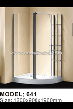 Luxury ABS Tray Shower Cabin With Bath Product
