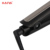 Ceramic tourmaline coating double sided hair straightening curling with brush