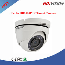 2017 newest Hikvision dome camera with ir 20m IP66 analog camera cheap price DS-2CE56D0T-IRM