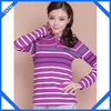 autumn cotton long sleeve dri fit polo shirt for women