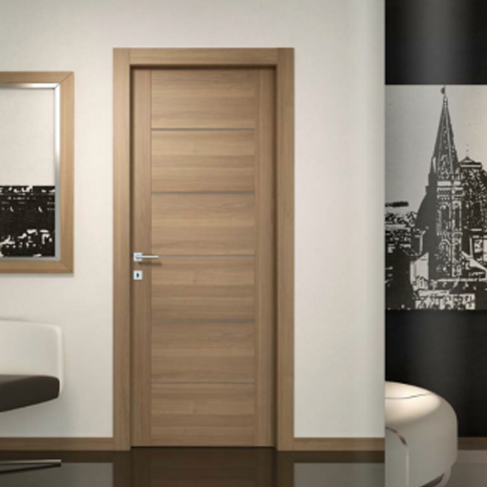 Luxury European Style Interior Wood Door