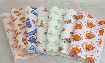 greaseproof wrapping paper