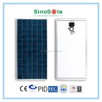Large demand 300w poly solar panel for home system use