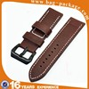 2015 new products watchband watch genuine leather wholesales for men