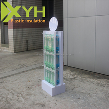 Stable Acrylic Store Mobile Phone Case Display Rack Showcase,Cell Phone Accessories Display Stand