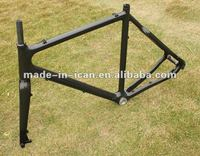 2012 Hotsale carbon cyclocross bicycle frame