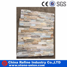 Mixed Slate Cultured Stone for Wall Cladding