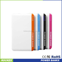 Credit Card 2500mAh Power Bank Promotion