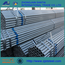 SS330 pre galvanized steel round/square pipe sleeve price per meter